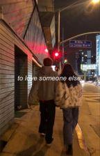 to love someone else✔️ karl jacobs  by txrabai