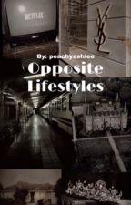 Opposite Lifestyles | Zodiac Story by peachyashlee
