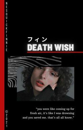 Death Wish   Finn Wolfhard by nesquickfinnie
