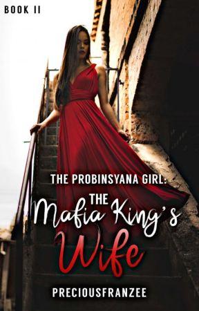 The Mafia King's Wife (TPG: BOOK 2) by playfulheartofmhine