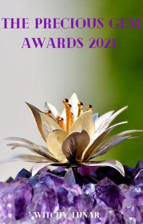 The precious gem awards 2021 by Miracle_Princess_