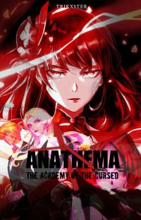 Anathema (A University of the Cursed) cover