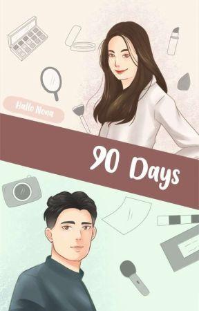 90 Days  by hallonona