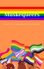 Muskequeers by cotton_people
