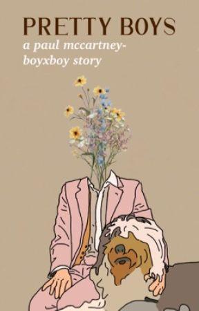 Pretty Boys - BxB by darksweetgeo