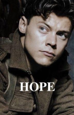 hope | dunkirk by harryandhishairclip