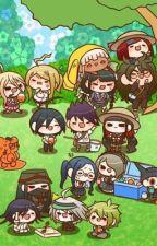 Anime oneshots lol- by Iceburg0000