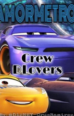 Amormetro  [Crew DLovers] by D12NEY-CruzRamirez