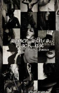 women with a black hat - Bucky Barnes cover