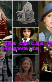 ✨Eres mi magia✨ Las Chicas De Hogwarts Y Tú cover