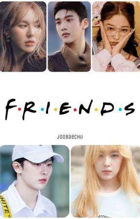 F.R.I.E.N.D.S   Red Velvet by joobaechu