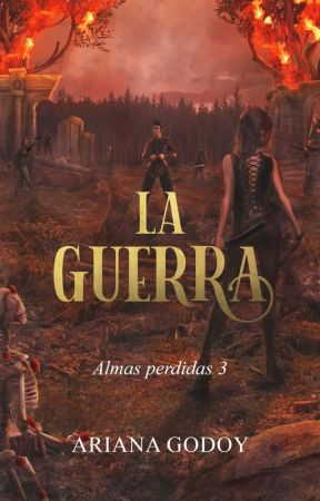 Almas Perdidas III (La guerra) by Ariana_Godoy