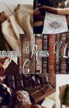 Il Piccolo Problema Peloso//Immagina Remus Lupin cover