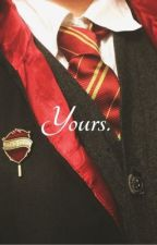 Yours (A Draco Malfoy Fanfic) *COMPLETED*  by heartlessgryffindor