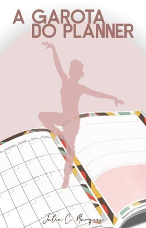 A garota do planner by Juh-Marques