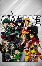 Anime/Manga Quotes by XMaster65