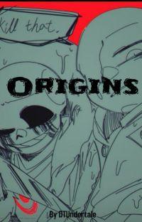 Origins- A NightKiller story cover