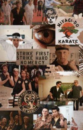 Karate Kid/Cobra Kai One-Shots by 80vibe