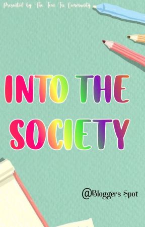 Bloggers Book by TEEN_FIX