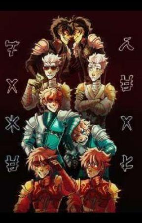 Taken Or Chosen?  Ninjago x DbD Crossover Horror? Story  by DontFallAsleep250