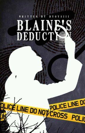 Blaine's Deduction by DYOYSIII