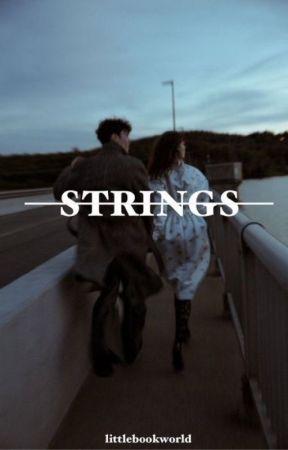 Strings - Harry Styles AU. by littlebookworld