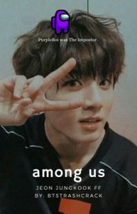 among us | j.jk cover