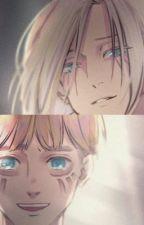 Armin x Annie one shots  by Dannyphntom