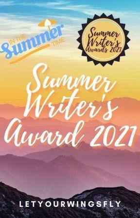 Summer Writers Award (Judging) by letyourwingsfly