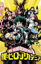 The Tale of the Two Brothers (A Boku No Hero Academia Male OC Fan fiction) by StorymakeR583