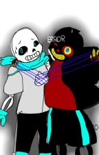Undertale Au ideas (mostly Blue) by EeveeLover352