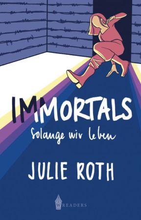 Immortals - Solange wir leben [LESEPROBE] by 100Memoriae