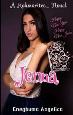 Jenna by Kokowrites_