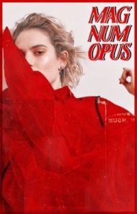 MAGNUM OPUS ⋆ STEVE ROGERS cover