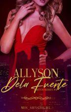 Bitch Series #2: Allyson Dela Fuente by mis_shyghurl