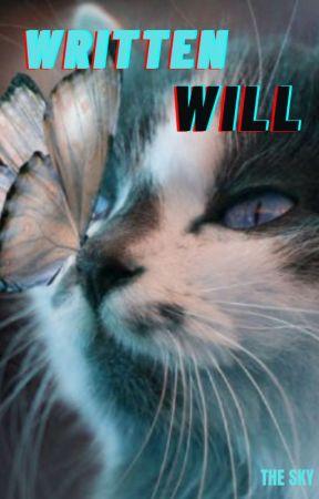 Written Will by Sky_Warrior01