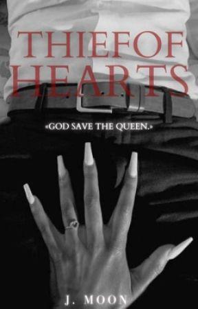 Thief Of Hearts by jennifermoonn