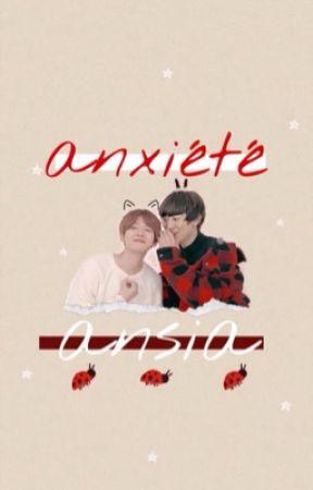 anxiété n ansia.  by iUniso