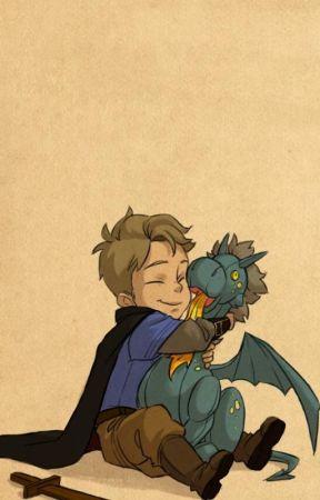 A Dragon For Soren by Khaleesi-Of-Trolls