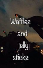 Waffles and jelly sticks {Suna x reader} by chanwoos_bae