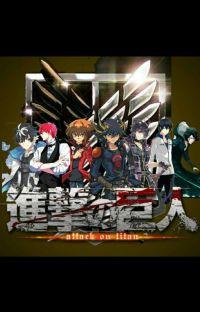 """shingeki no kyojin: """"Los Titanes En Un Equipo"""" cover"""