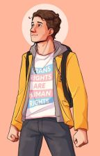 """It's Peter. Peter Stark."" 