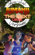 Aru Shah - Jumanji: The Next Level AU by DemigodAuthor_11