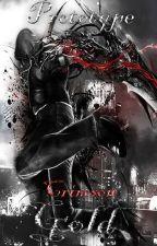 Crimson Gold by DragonLord39