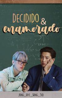 Decidido y enamorado (chanbaek) cover