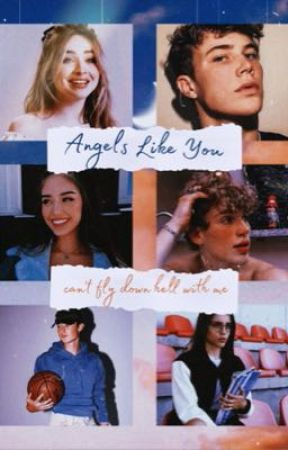 ANGELS LIKE YOU by drwcomalfoy