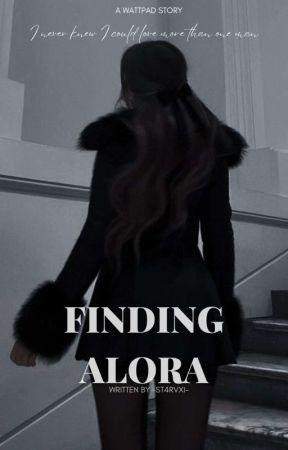 Finding Amara  by hannahjames_1
