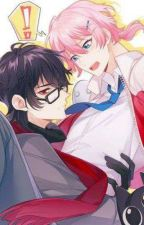 The Unspeakable Touch [Bl Manhua Bhs Indo] oleh ZelziMeistia
