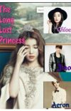 The  Long Lost Princess cover