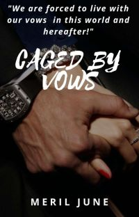 CAGED BY VOWS cover